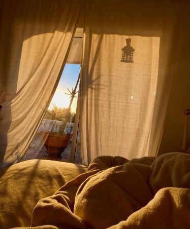 Morgensonne 🌞 …