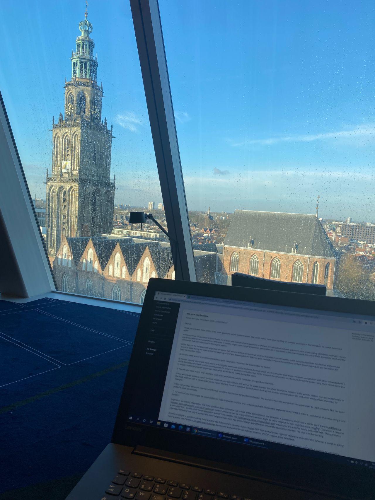 WWW statt Vorlesungssaal – Das Onlinestudium in den Niederlanden