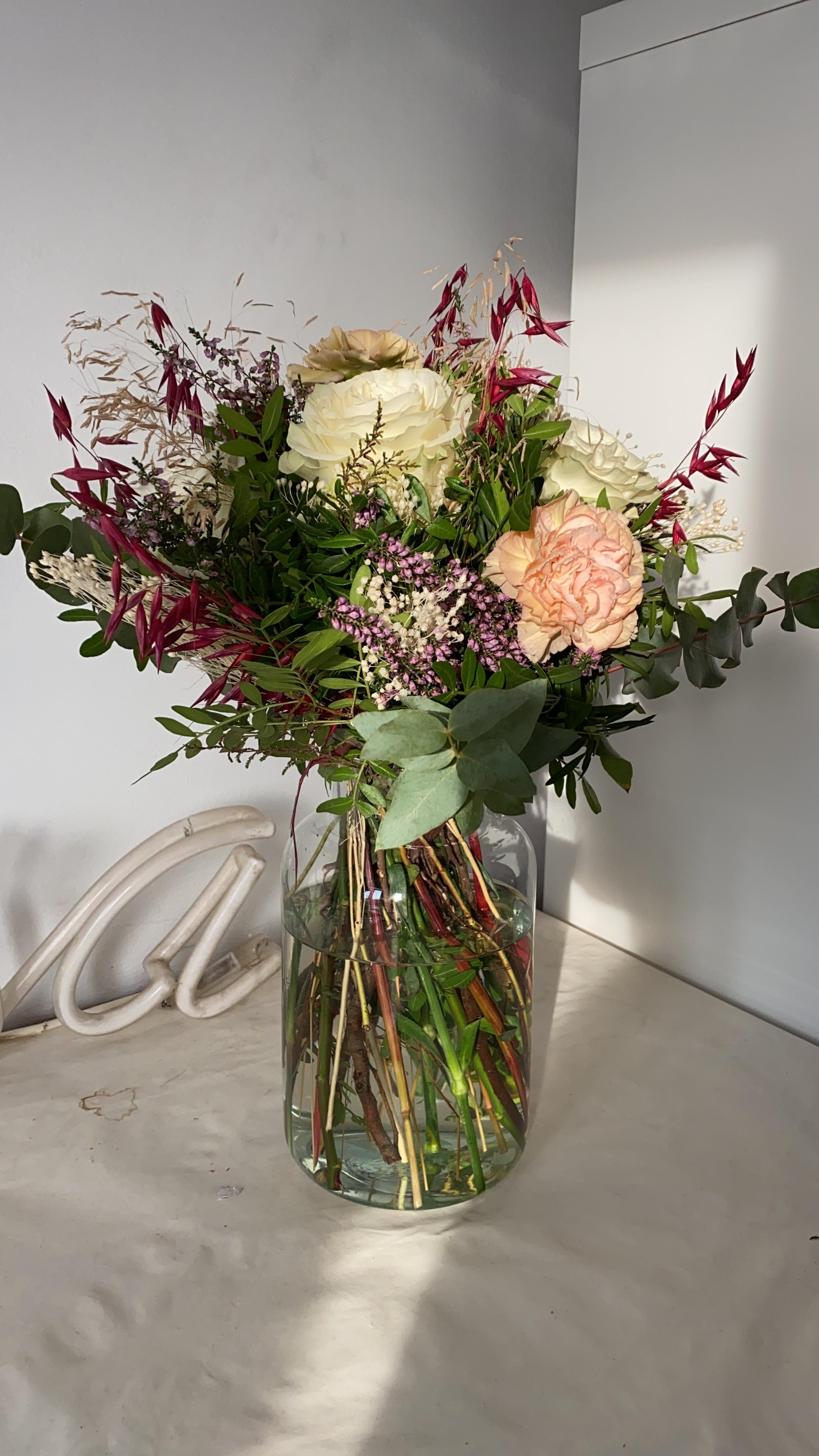 Blumen per Post nach Lissabon – Ein Jahr Fernbeziehung