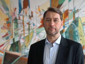 Dr. Stephan Geifes, Leiter der Nationalen Agentur für EU-Hochschulzusammenarbeit im DAAD.