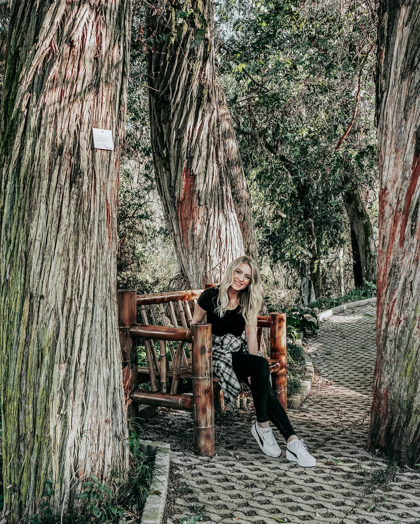 Definitiv mein Highlight in Batumi: der botanische Garten.…