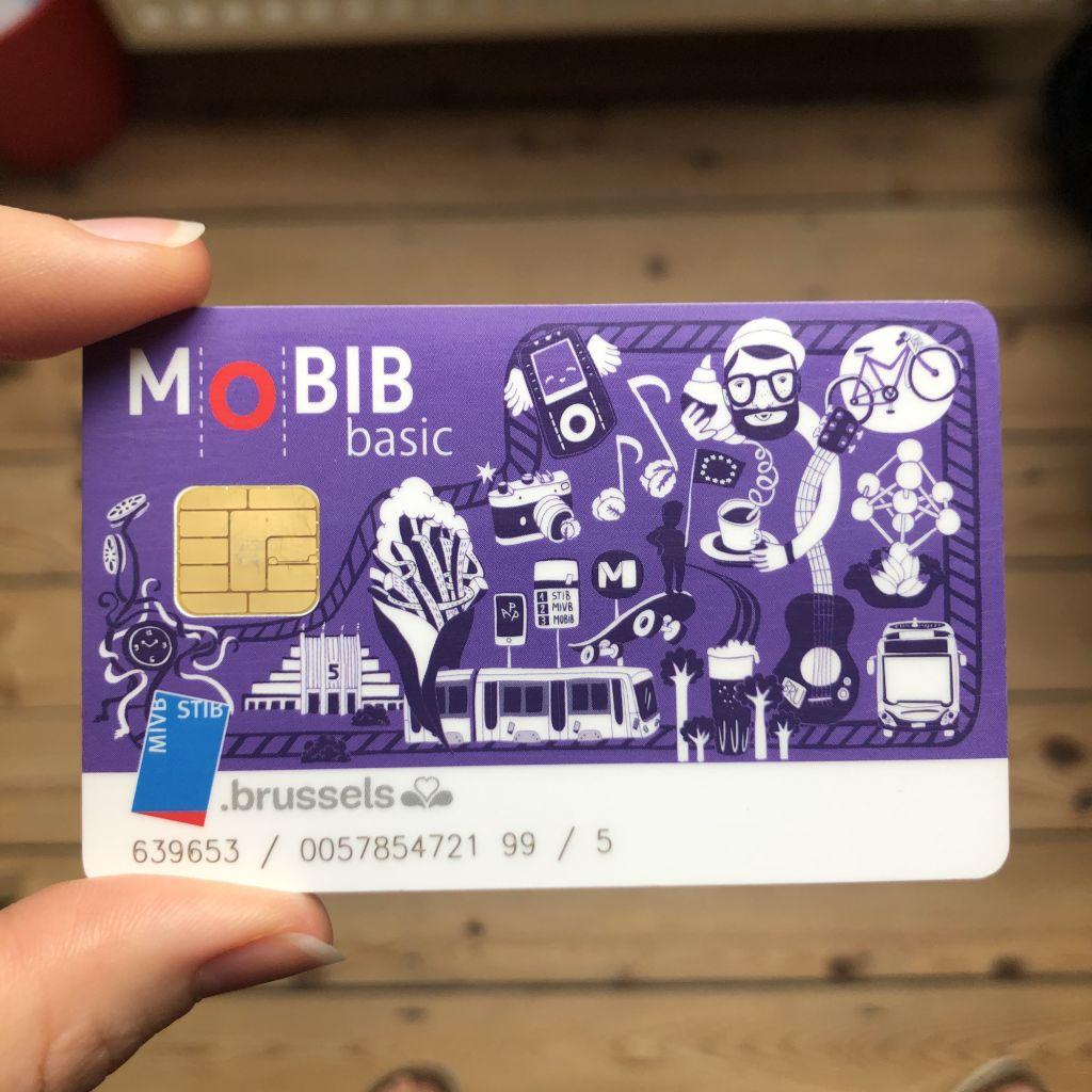 Plastikarte mit Zeichentrick-Figuren: Die 10er-Karte für Bus und Bahn