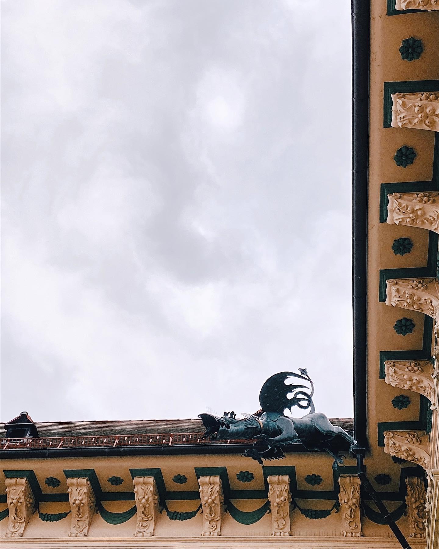 Der Drache aus Brünn 🐊…