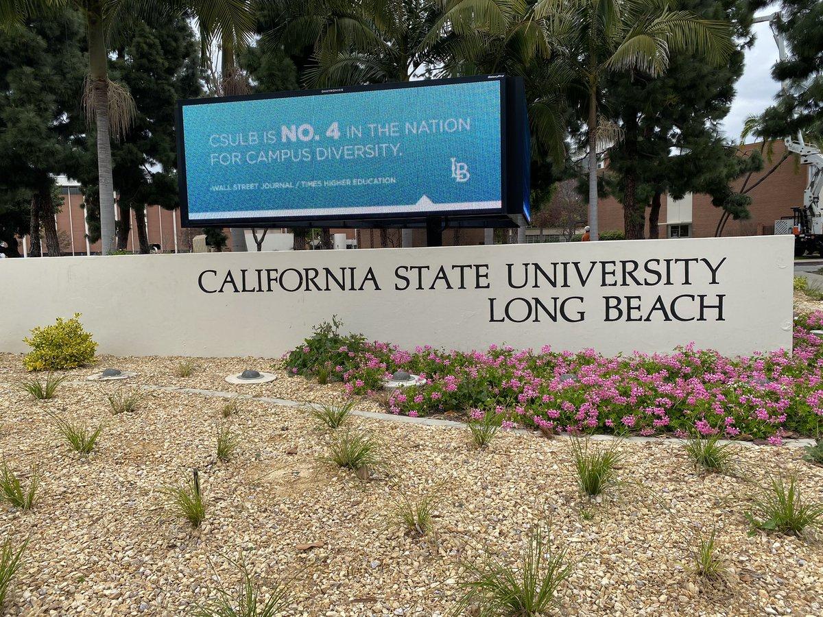 Hintergrundinfos zur California State University Long Beach(CSULB) :…