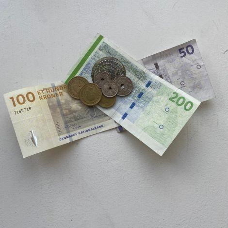 dänische Kronen