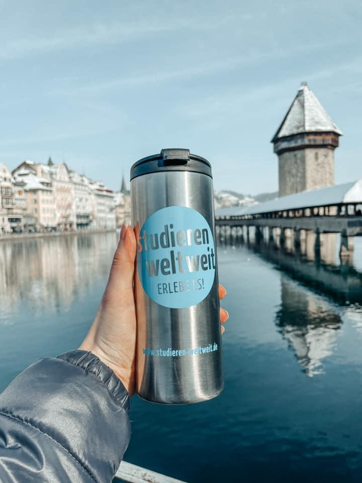 #erlebees #einereisedurchdieschweiz #etappeeins 📍 Luzern, LU