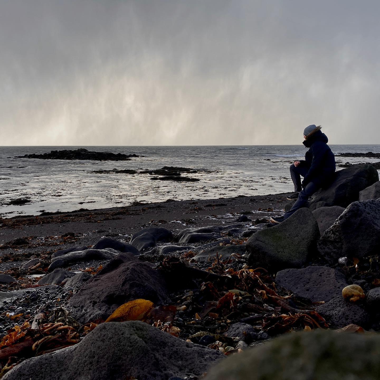 Spaziergang zum Strand . #ErlebeEs #Island #Reykjavik #Erasmus #Reykjavik