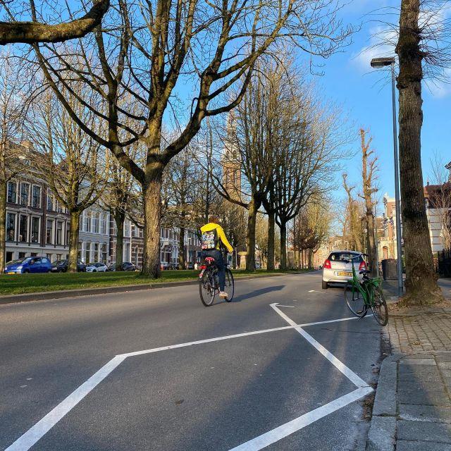 (Über)Leben im Fahrradland