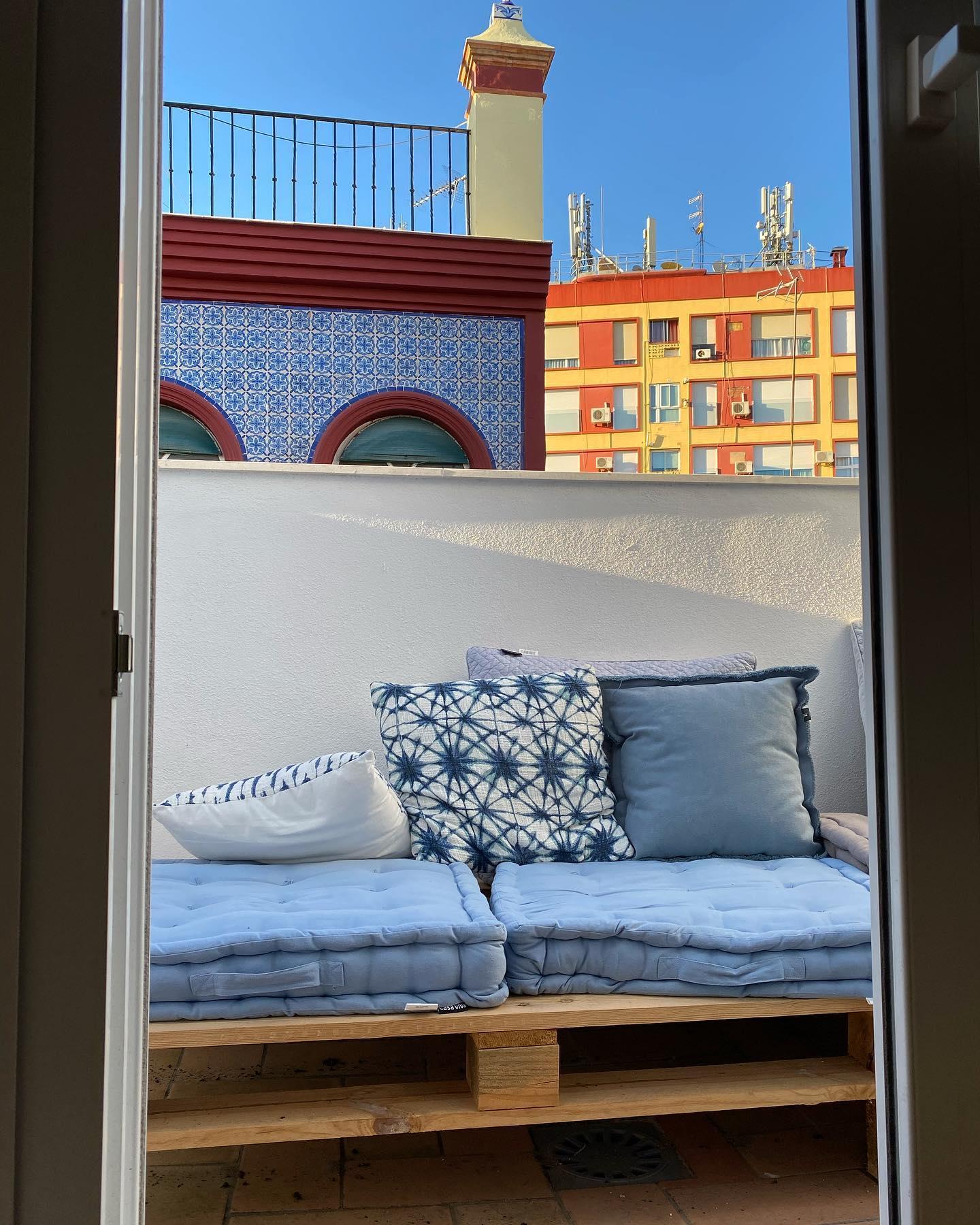 Blau!#spanien #sevilla #erlebees
