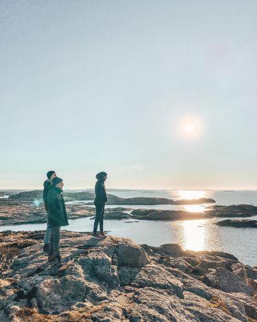 Der letzte Ausflug ging vergangene Woche auf die Inseln im Norden von…