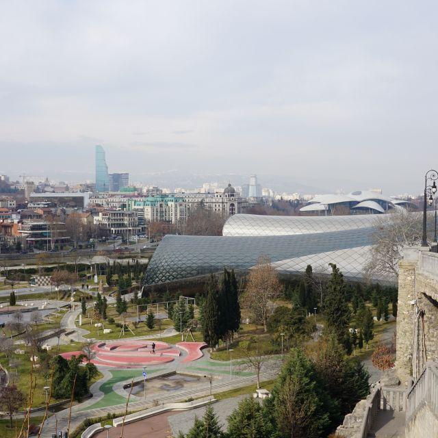 Konzerthalle Tbilisi im Park
