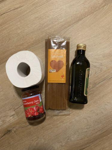 Lebensmittel Einkäufe