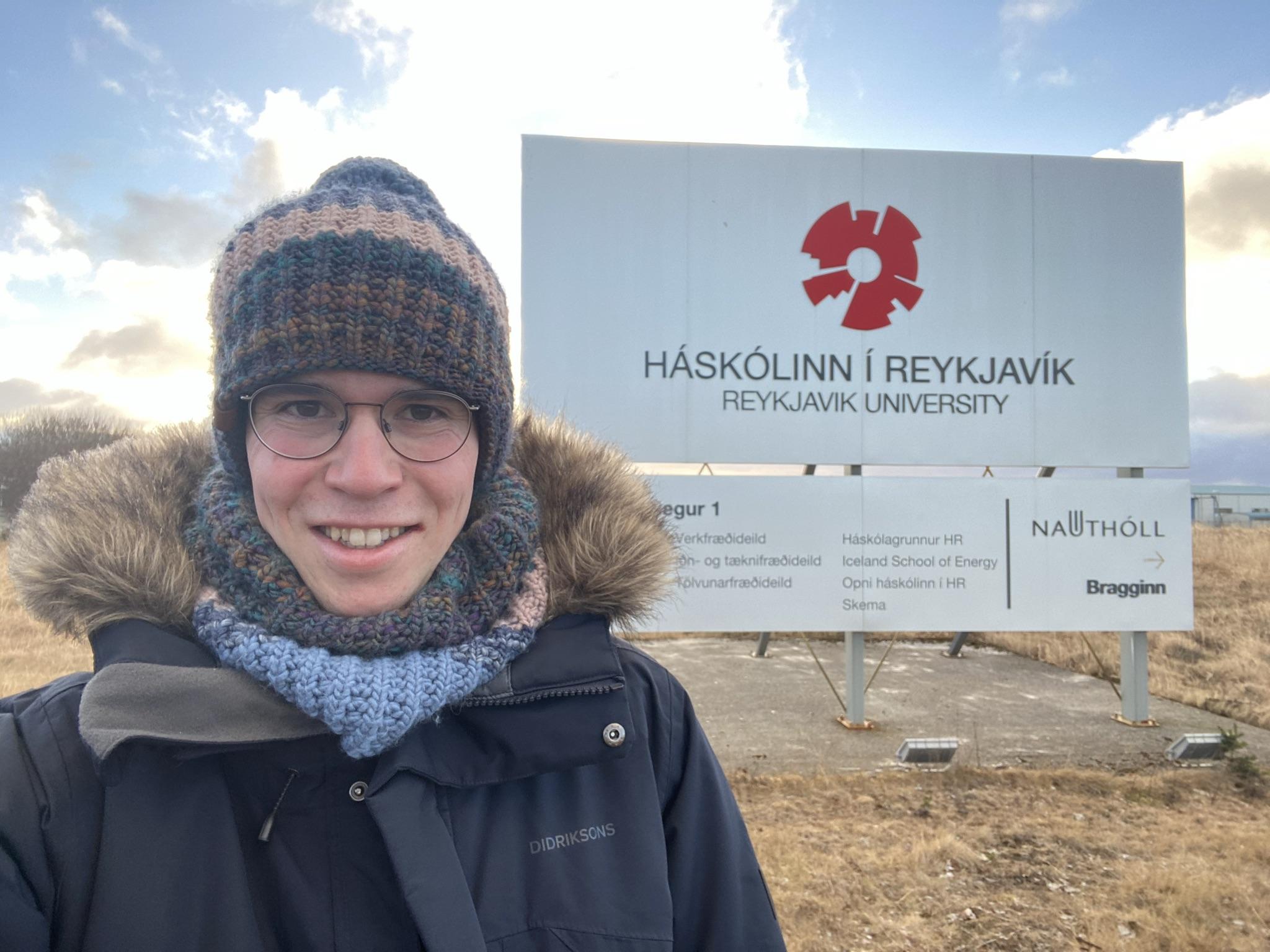 Ein (fast) ganz normaler Tag an der Reykjavik University