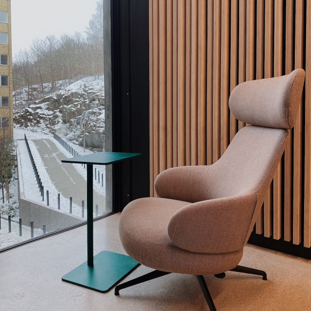 Chairs at Humanisten