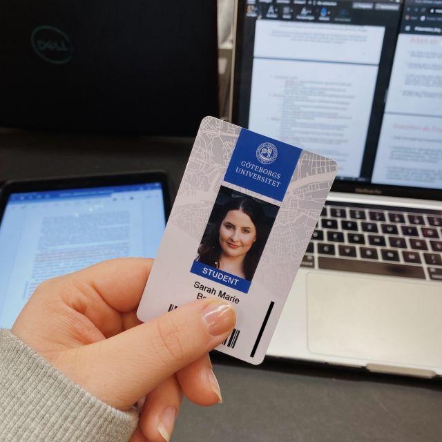 The GU Card