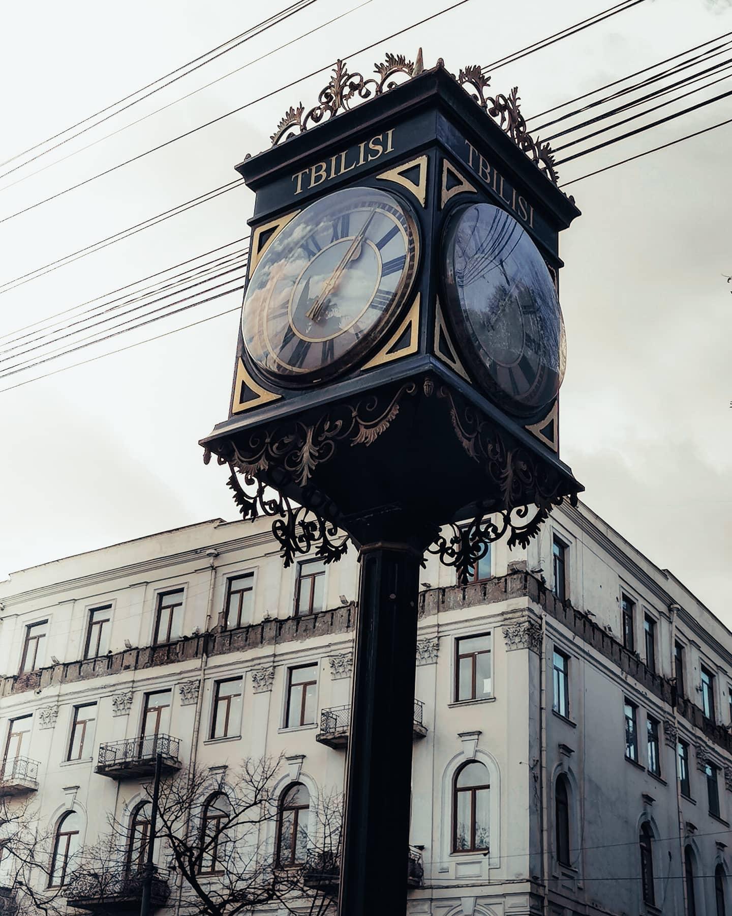 Zurück in Tbilisi! In einer Woche geht das Semester los 👩🏼🎓…