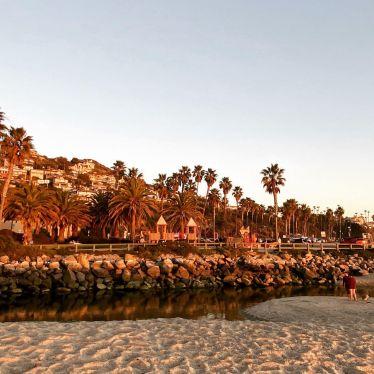 Landschaftsbild von Kaliforninen.