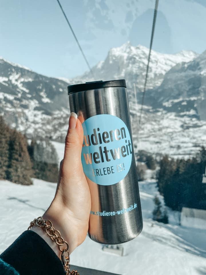 #erlebees #einereisedurchdieschweiz #etappevier 📍 Grindelwald, BE