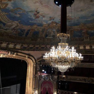 Besuch des königlichen Brüsseler Opernhauses La Monnaine. #erlebees…