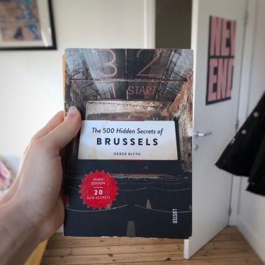 Meine letzte Empfehlung für euch, solltet ihr mal nach Brüssel kommen 📔.…