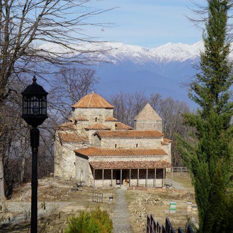 Kloster in Telavi
