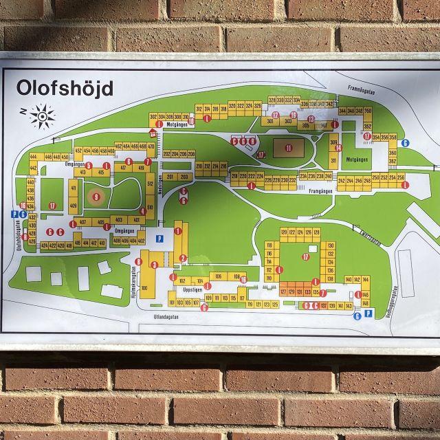 Olofshöjd