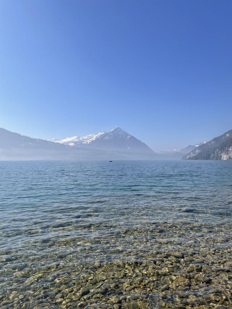 Meine bisherigen Top Drei Ausflugsziele in der Schweiz