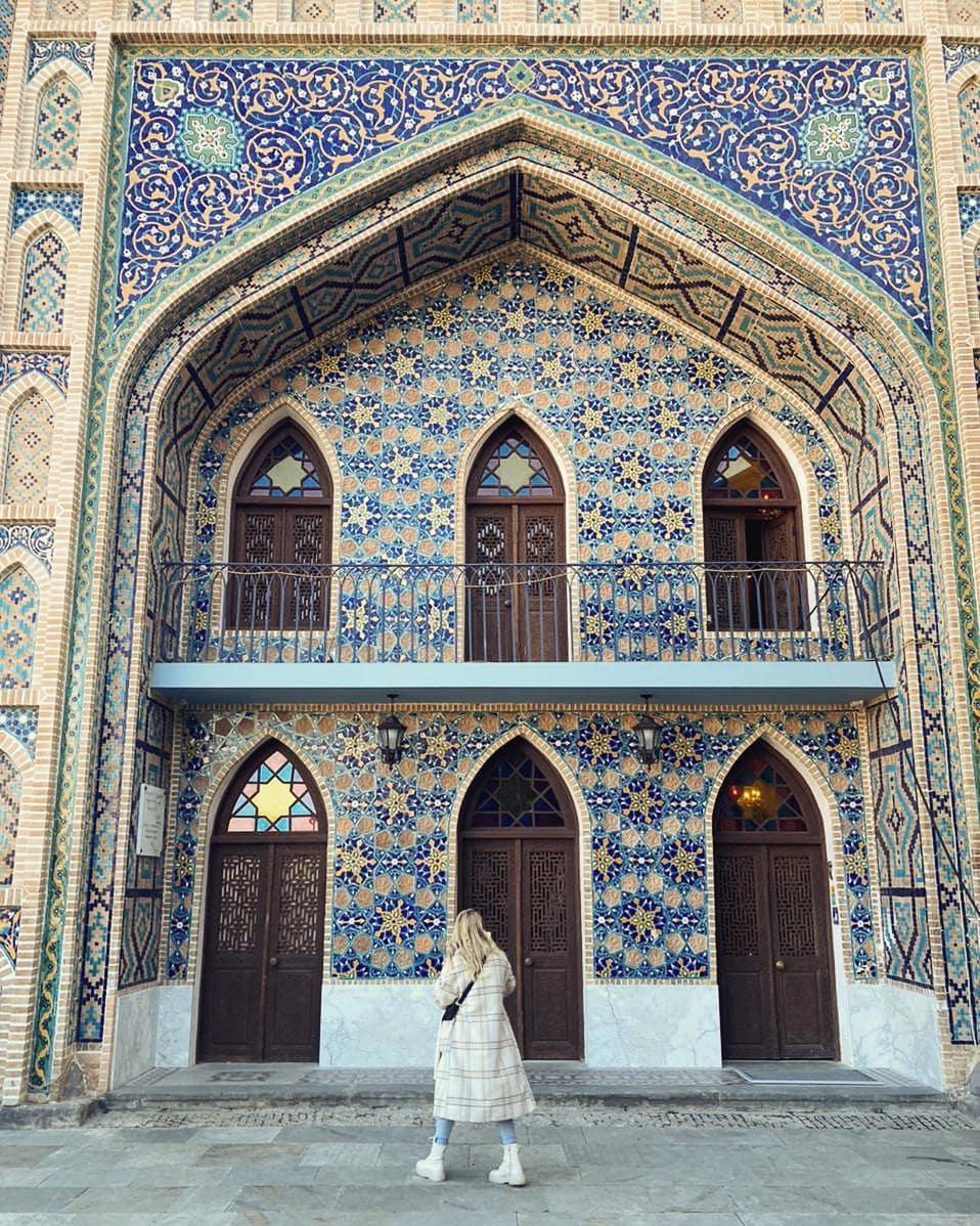 Das Chreli Abano ist eines der schönsten Gebäude im Bäderviertel von…