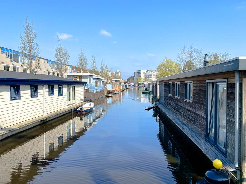 In Groningen kommt mittlerweile auch der Frühling zum Vorschein! Das Wetter…