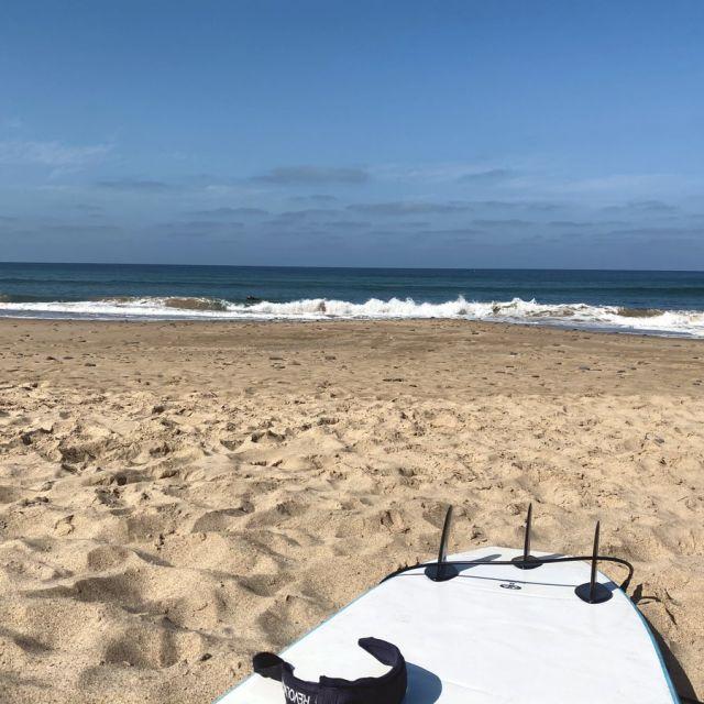 Surfen an der Westküste der Algarve