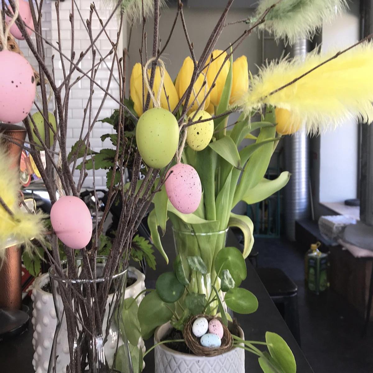 Glad påsk! Ostern zwischen Hexen und Fisch zum Frühstück