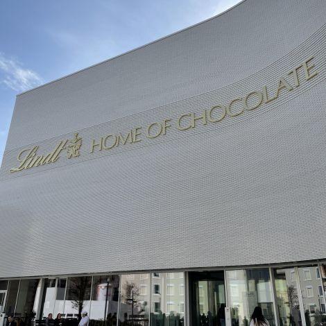 Das Lindtmuseum in der Außenansicht