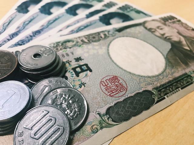 Geldnoten Japan
