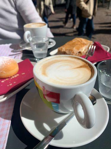 #buongiorno aus #Italien 🇮🇹 mit #cappuccino in den Tag zu starten, ist…