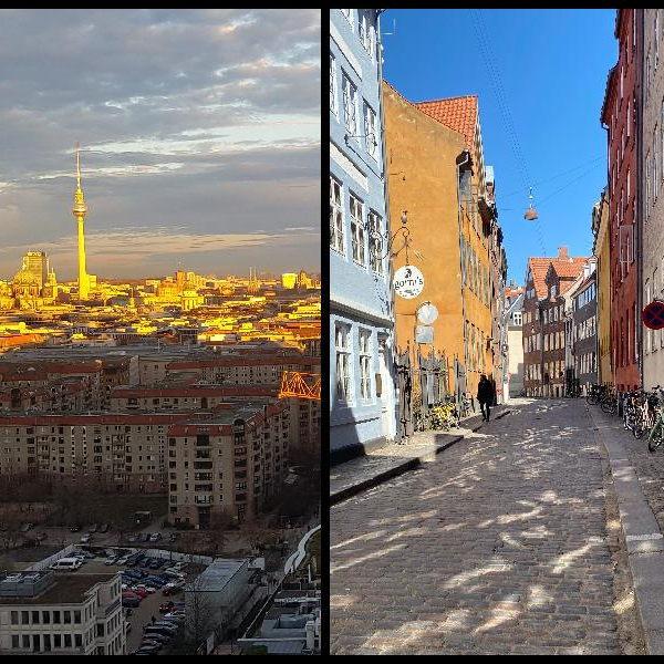 Berlin oder Kopenhagen?