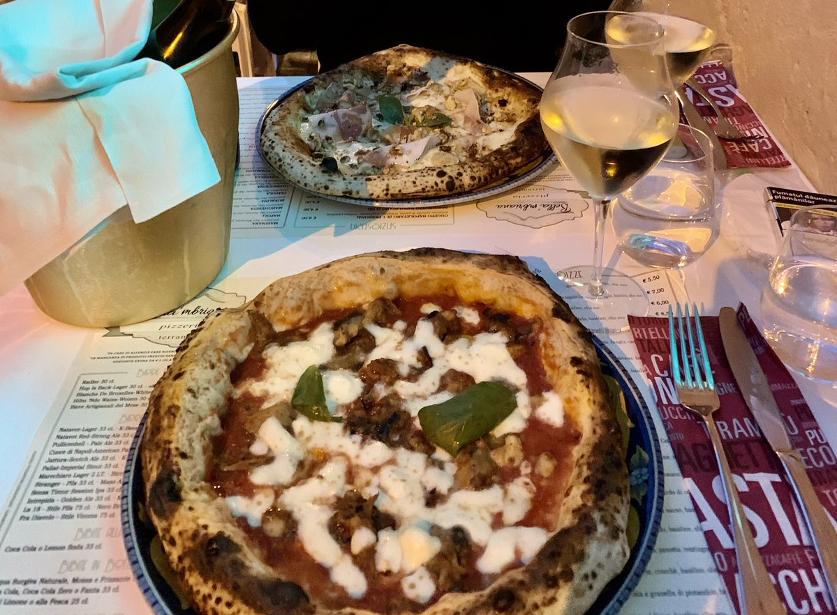 #datenight in #Italien: jetzt wo die Restaurants endlich wieder offen haben,…