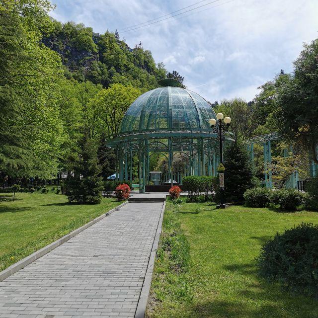 Park, Pavillion