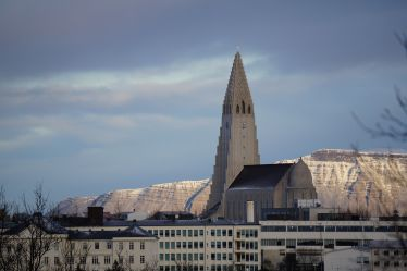 Die größte Kirche Reykjaviks