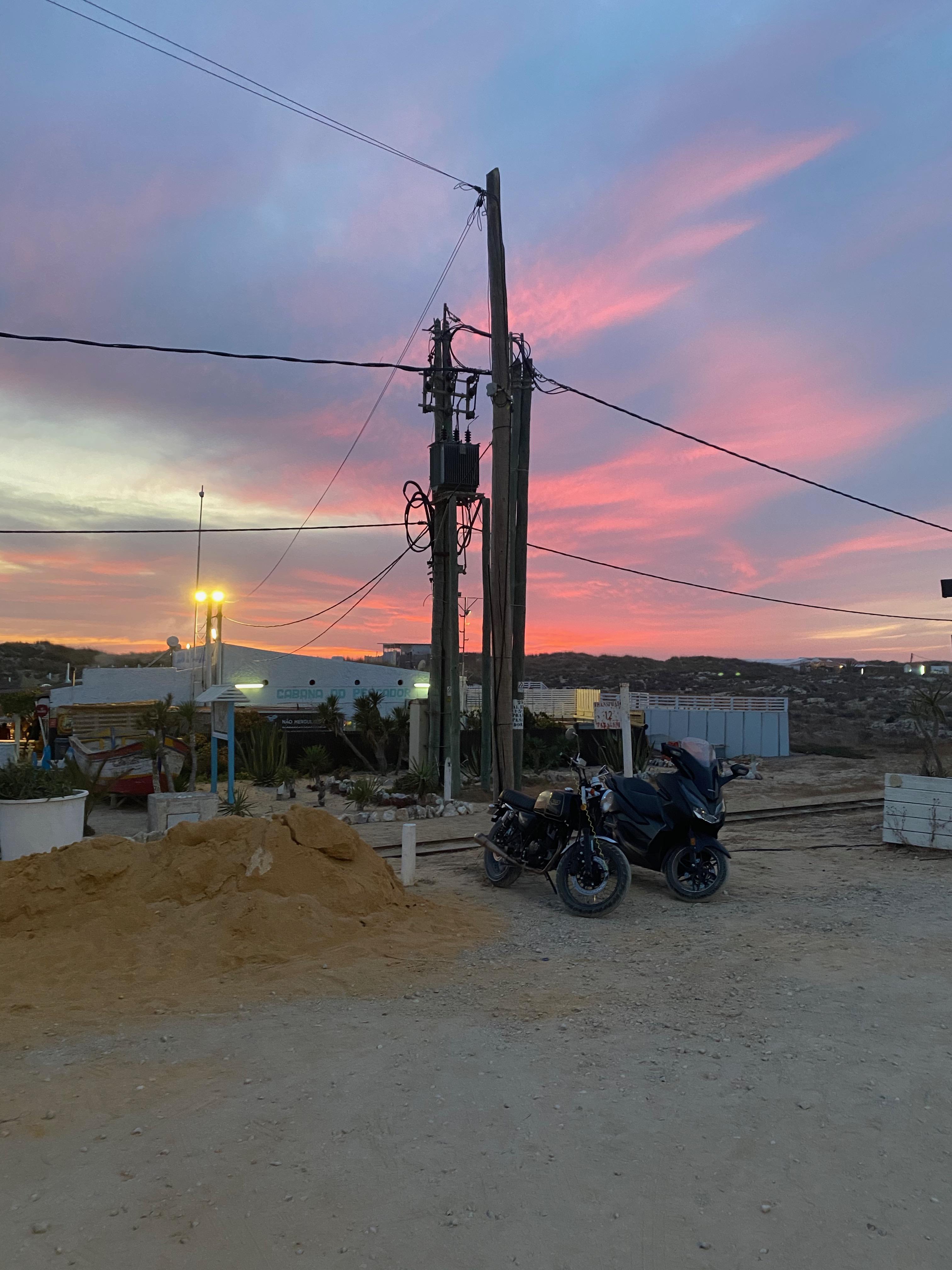 Portugal – das Land, in dem die Sonne untergeht
