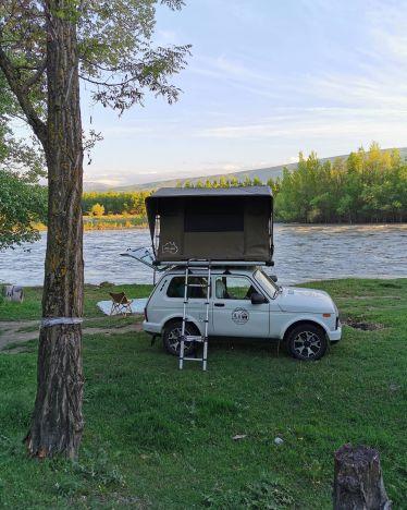 2 Wochen Camping-Osterferien in Georgien 🇬🇪…