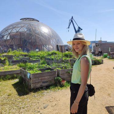 Aarhus#aarhus #denmark #erasmus #studierenweltweit #erlebees #tourism