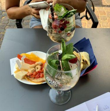 #Aperitivo ist glaube ich meine Lieblingsentdeckung aus #Italien heute mal mit…