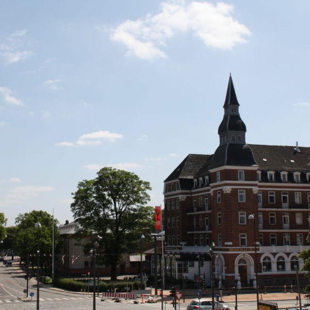 Straßen von Odense
