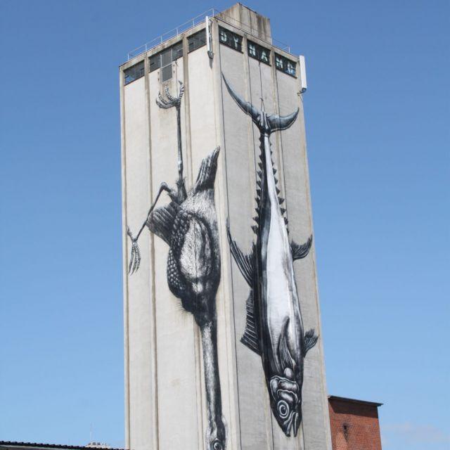 Streetart Odense