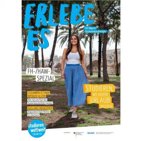 Magazin ERLEBE ES 2019 HAW