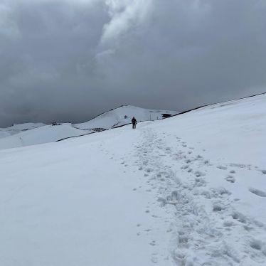 [17.06.2021] Die erste ganztägige Wanderung in Island für mich. Obwohl es…