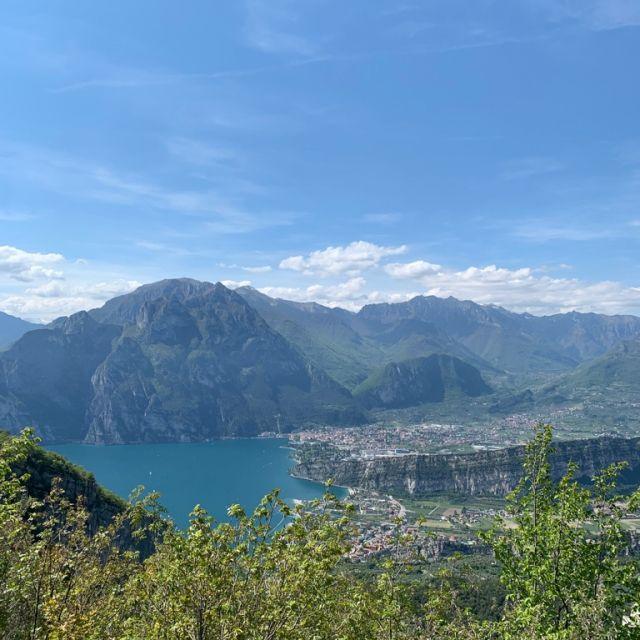 Gardasee und Alpen