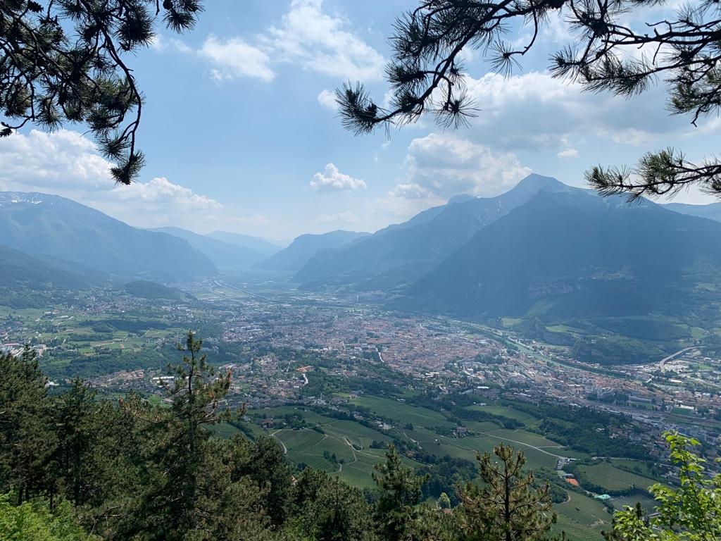 Outdoor Aktivitäten in Trentino