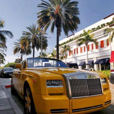 """Beverly Hills, rollin like a celebrity""…"