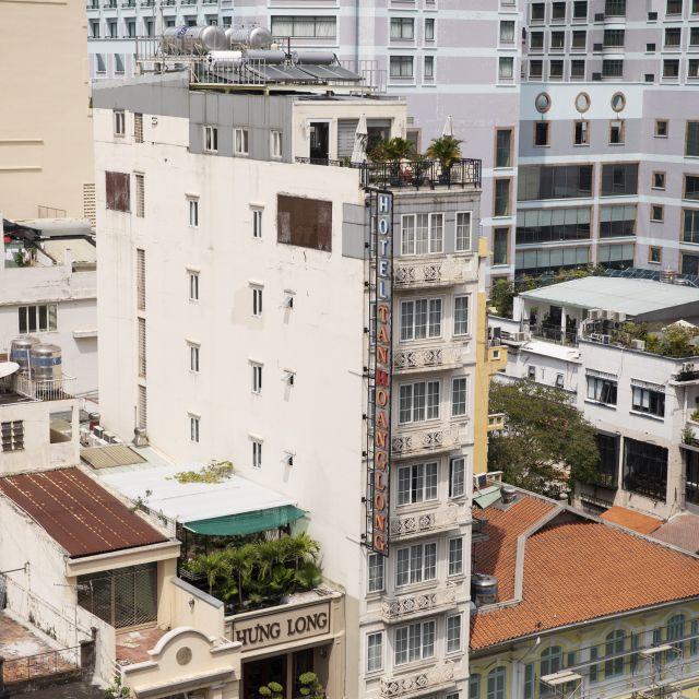 Gebäude in Ho Chi Minh Stadt